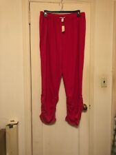 Cacique Brand Woman's Lounge Pants -size 18/20 NWT@ $34.95