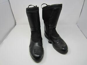 BMW Allround Motorcycle street Boots size 8.5 EU 41 Ladies's black