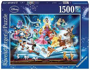 Ravensburger Disney Magical Storybook 1500pc Puzzle RB16318-2