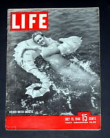 LIFE MAGAZINE JULY 15 1946 WELDED WATER GADGETS