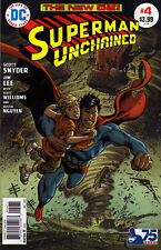 SUPERMAN Unchained #4 - Bronze Age - VARIANT Cover 1:50