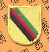 SOCCENT Special Operations Command Central Airborne beret flash patch OEF m/e