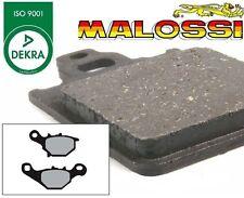 2 Plaquettes de frein Avant MALOSSI PADS Suzuki Adress V 100, Street Magic 50
