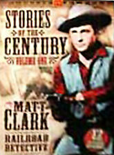 Matt Clark: Railroad Detective (DVD, 2007, 3-Disc Set)