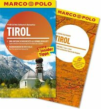 MARCO POLO Reiseführer TIROL 2012 UNBENUTZT mit Karte statt 11,99 nur ...