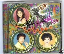 Charlie Yeung Gigi Leung Autograph e power remix cd