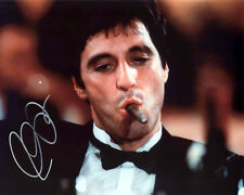 AL PACINO 8x10 SIGNED CELEBRITY PHOTO PICTURE SCARFACE