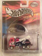 Hot Wheels Treasure Hunt Tow Truck NASCAR California Speedway -RARE 29671