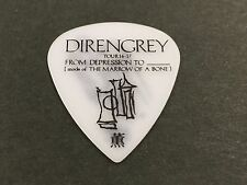 Guitar Pick DIR EN GREY TOUR 16-17 PA-DK07 THE MARROW OF A BONE WHITE ESP Kaoru