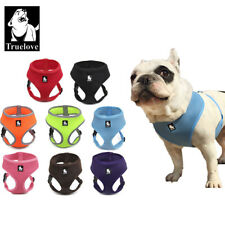 Truelove Dog AirMesh Harness Padded Soft Breathable Walking Puppy Vest 8 Colours