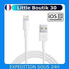 CABLE USB CHARGEUR CHARGER SYNC iPHONE 6 / 6+/ 5/S/C/ iPAD 4/Air/mini/ iTOUCH 5