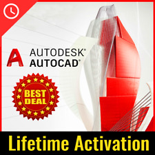 Autodesk Autocad 2021 ✅ Lifetime licence ✅ Windows ✅ fast Delivery