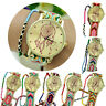 New Dreamcatcher Friendship Bracelet Watches Women Braid Dress Watches Tide