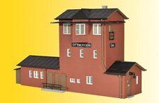 KIBRI HO scale ~ SIGNAL BOX 'OTTBERGEN' ~ plastic model kitset #39318