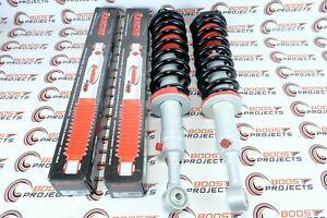 Rancho Quicklift Struts+RS5000X Rear Shocks For 07-14 Toyota FJ Cruiser 2WD/4WD