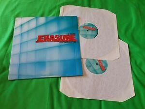 "Erasure Club Promo In My Arms / rapture Double Vinyl 12"" x 2"