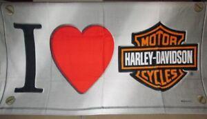 New I Heart Harley Davidson Motorcycle Bath Beach Towel Biker License Plate Love