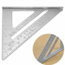 Tool Miter Framing Ruler Speed Square Measuring Sharpeners Angle Protractor