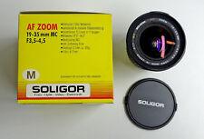 Soligor 19-35mm 3,5-4,5 MC AF Weitwinkel Objektiv für Sony A-Mount Neu & OVP