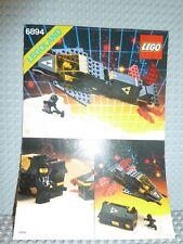 LEGO® Space Classic Bauanleitung 6894 Invader BA ungelocht