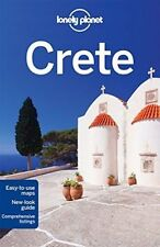 CRETE LONELY PLANET GUIDE - NEW