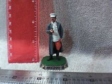 VINTAGE LEAD SOLDIERS WELL PAINTED UNKNOWN MFG 54mm NB.CTAANH