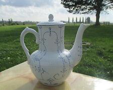 Antique Vintage Boch Copenhague Kopenhagen Coffee Tea Pot  Gorgeous Signed
