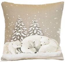 Animal Print Country 100% Cotton Decorative Cushions