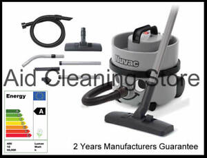 NEW 2019 HENRY HOOVER INDUSTRIAL NUVAC Commercial Vacuum Cleaner GREY VNP180 NA1