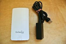 EnGenius Wireless 2.4GHz N300 Ethernet Bridge / Access Point (ENS202) - Used