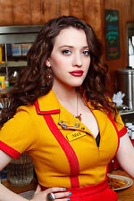2 Broke Girls 8X10 waitress outfit from show