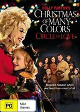 Dolly Parton's Christmas of Many Colors - Circle of Love | DVD Region 4 | Parton