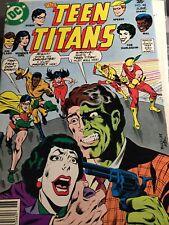 Teen Titans 48 Joker's Daughter June 1977