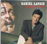 CD CART 1T   DANIEL LAVOIE (  L'AMOUR EST JUSTE  )  TRES BON ETAT  DE 2004