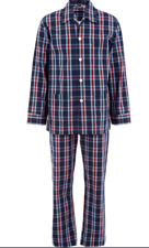 Derek Rose Men's Pyjamas Barker 1 Lightweight New Bag. S , M , L , XL  RRP£180