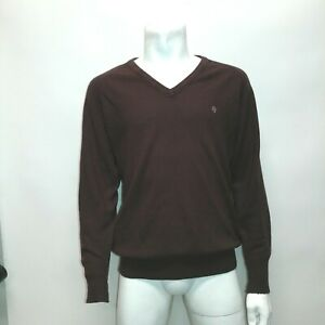Christian Dior Monsieur Men's Brown Sweater Size Medium