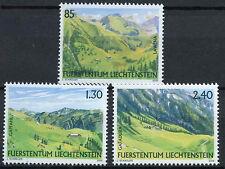 Liechtenstein 2006 SG#1410-2 Alpine Pastures MNH Set #D2101