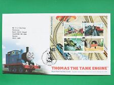 2011 Thomas Tank il motore di Royal Mail First Day Cover tallents House SNo44778