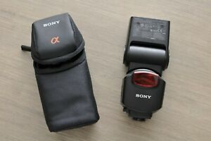 Sony HVL-F43AM AD-TTL Shoe Mount Flash