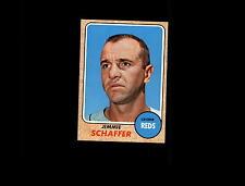 1968 Topps 463 Jim Schaffer EX-MT #D534587