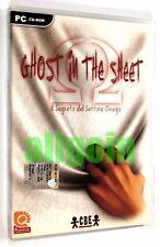 Gioco PC CD-ROM GHOST IN THE SHEET IL SEGRETO DEL SETTORE OMEGA CBE 2007