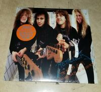 Metallica Garage Days Re-revisited Ltd Orange vinyl 5.98 e.p. indie stores