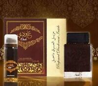 Oudi EAU DE Perfume Spray by Ard Al Zaafaran 100ml woody Agarwood with Free Gift