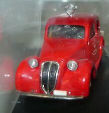 """Brumm R63, Fiat 508 C Berlina 1100 HP32, (1937,1939) """"VF"""" (I), 1/43, NEU&OVP"""