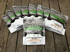 FUEL YOUR PREPARATION RATION PACKS - Lightweight Freeze Dried Camping Meals Food