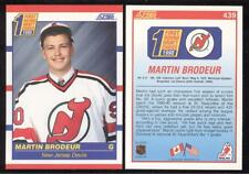 MARTIN BRODEUR NEW JERSEY DEVILS NHL HOCKEY CARD PHOTO SEE LIST
