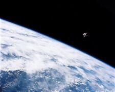 Apollo 9 Mond Modul Spinne Erde Orbit Nasa 16x20 Silber Halogen Fotodruck