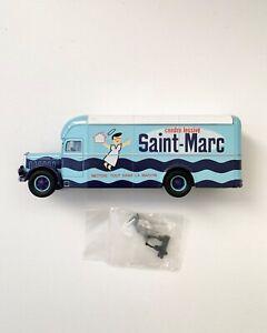 Diecast Model Truck Scale 1:50 Corgi Classics Bernard 110 Lessive Saint Marc