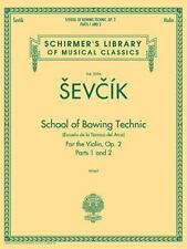 SCHOOL OF BOWING TECHNIC -  SEVCIK (Escuela de la Tecnica de Arco)