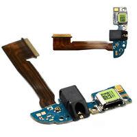 HTC One M8 Dock Connector Ladebuchse Audio Jack Flex Kabel Micro USB Mikrofon